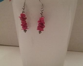 Red Rock Earrings