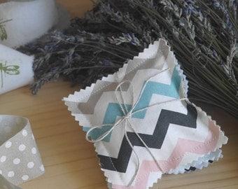Lavender sachet, dryer sachets, dried lavender, sachet bag, mini pillow, lavender bags, scented sachets, gift ideas for her, small gift bags