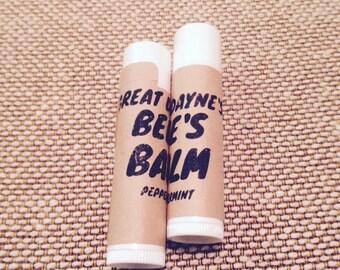 Great Dayne's Bee's Balm