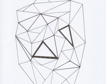 Colouring-in, single sheet