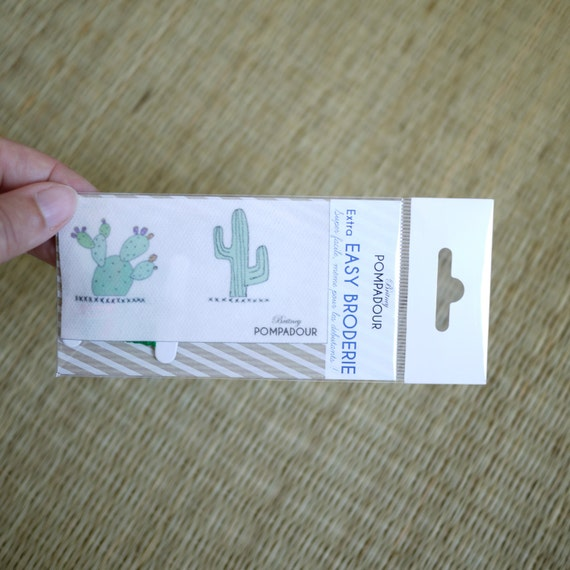 Extra EASY BRODERIE - Cactus