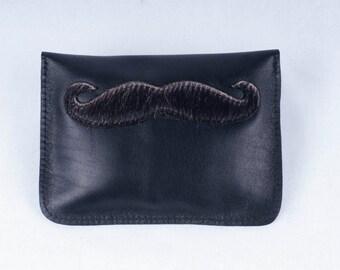 Mustache wallet
