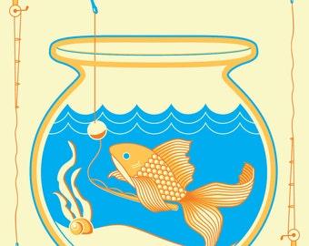 Fishy Invitation