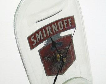 Smirnoff Vodka Bottle Clock