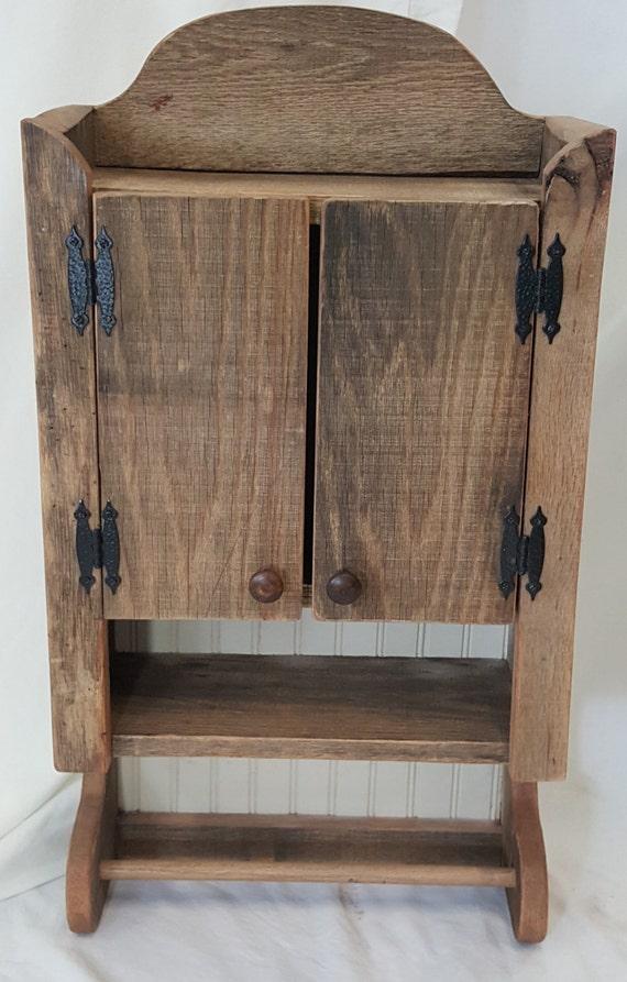 Cabinet, Multipurpose Cabinet, Medicine Cabinet, Bathroom Cabinet, Kitchen  Cabinet, Hanging Cabinet, Rustic Cabinet, Furniture