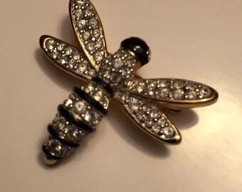 SWAROVSKI Bee Brooch