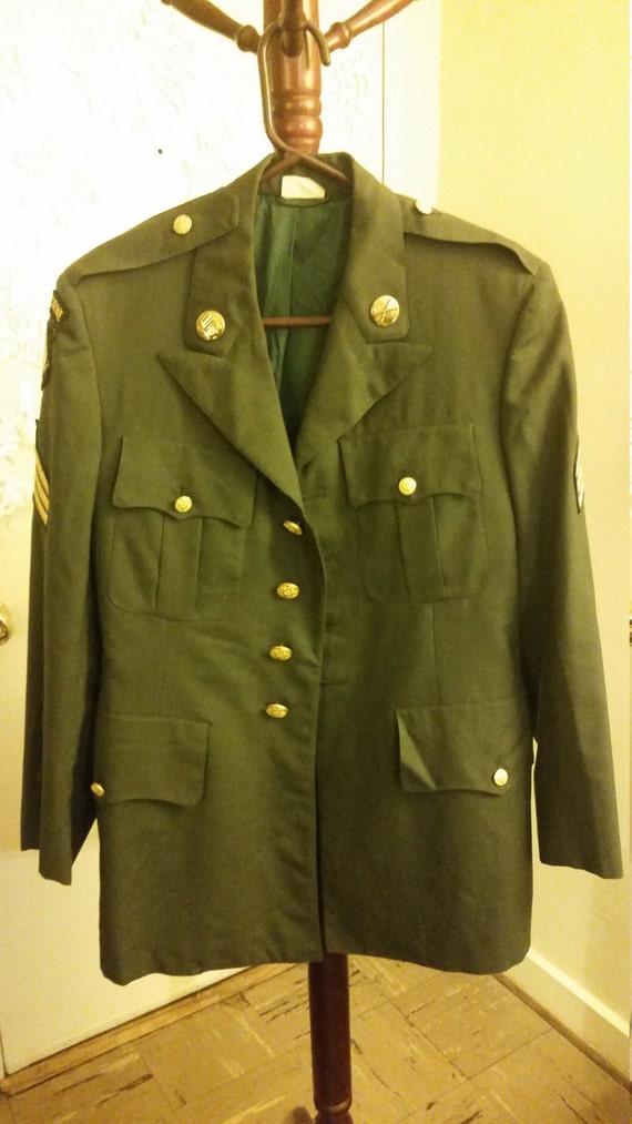 Airborne Dress Uniform 36
