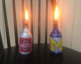 Tiki Torches/Indoor Oil Lamps