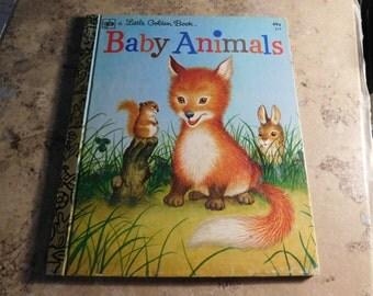 Little Golden Books Baby Animals