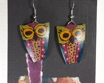 Hooty Hoo Earrings #8