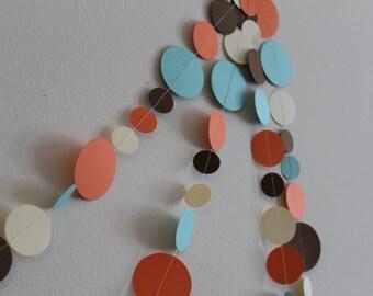 Circle Dot Garland