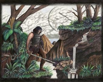Conan - Print