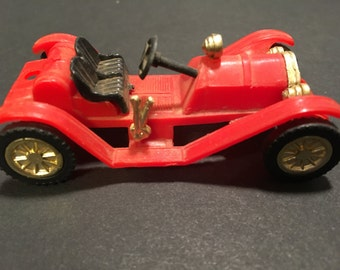 1931 Mercer Plastic Raceabout Car (1960's)
