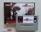 Final Fantasy VI - PAL (SNES Reproduction) (English, French, German) featured image
