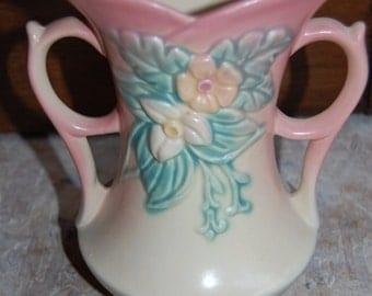 Vintage Hull Vase