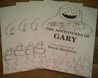 The Adventures Of Gary