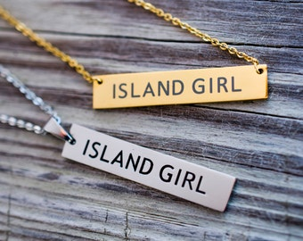 Island Girl Necklaces