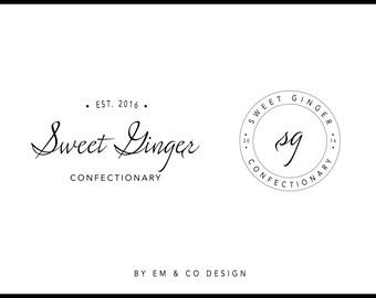Logo Design | Pre Made Logo | Pre Designed Logo | Logo and Stamp Design