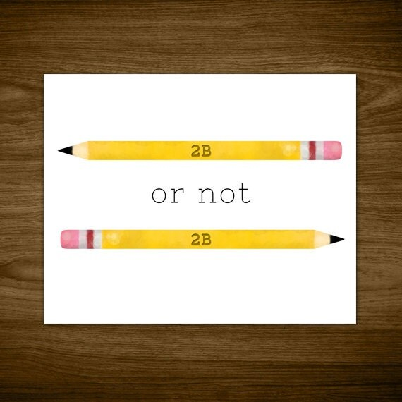 2b or not 2b essay Thesis: 2b or not 2b by david crystal posted on october 11, 2012 september 10,  however, it is not new as it thought because english had abbreviated words since ever it began to be written  essay: reasons for failing the report paper defense session.