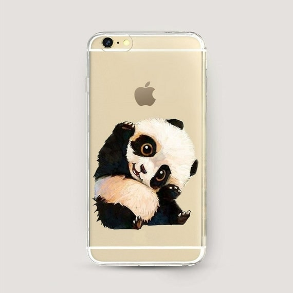 Iphone S Panda Case