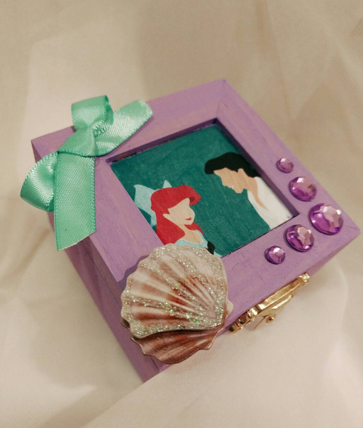 Disneys The Little Mermaid Ariel Amp Eric By CherylsThingaMaBobs