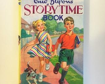 Enid Blyton's Storytime Book, Dean & Son Hardcover 1964