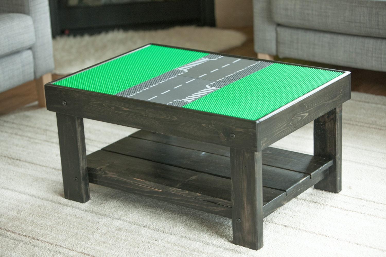 handmade kids lego table. Black Bedroom Furniture Sets. Home Design Ideas