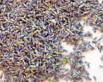 One Pound of Dried Lavender