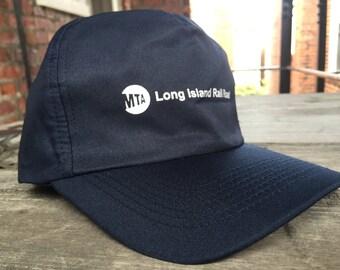 Vintage MTA Long Island Railroad Snapback