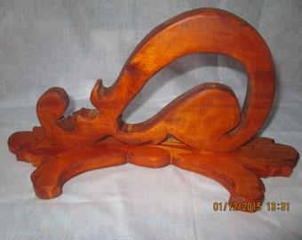 Wood knobs