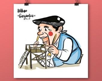 Gargantua - BILBAO-