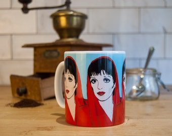 Liza Minnelli Mug
