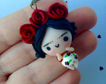 Little cute Frida nacklace
