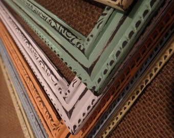 8X10 Picture Frames distressed Picture frames cheap 8x10 picture frames chalk painted frames cheap picture frames picture frame sets