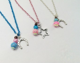 Sheriff Callie party favors necklaces