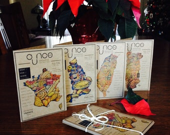 OUNCE Greeting Cards Set