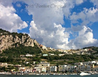 The Island of Capri, Italy