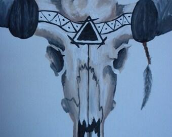 Desert Bull