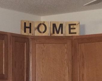 Home - Scrabble Wall Art