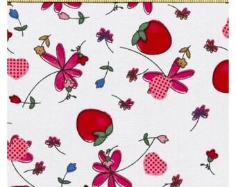 Strawberry Fabric SK005e