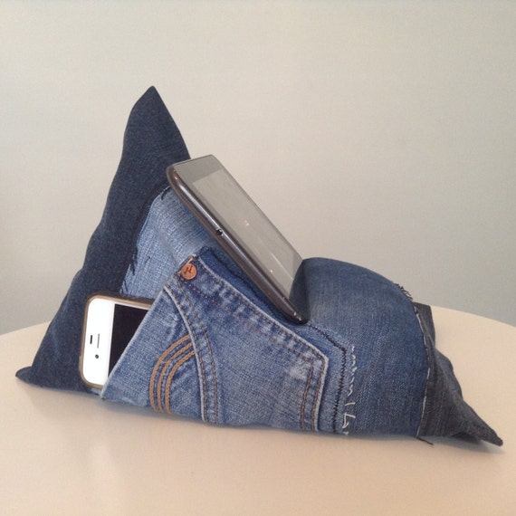 how to make a bean bag ipad holder