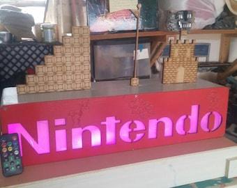 Nintendo Night Light Free Shipping