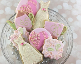Victorian Wedding Cookie Assortment