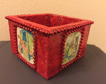 Red Riding Hood red box