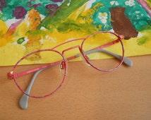 ENRICO COVERI Kid's Glasses Frames. Vintage New Glasses Frame. Child's Eyeglasses Frames. Kid's Sunglasses Frame. Made in Italy. 1990's.