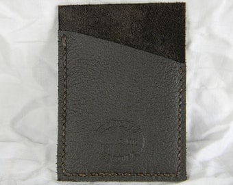ID holder (brown)