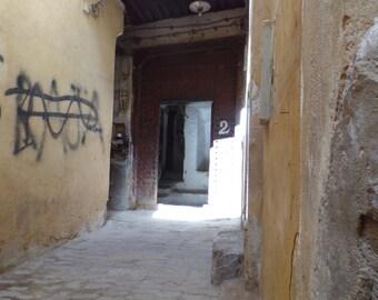 Morocco Prints