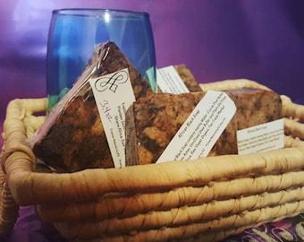 African Black Soap- Organic & Fair Trade