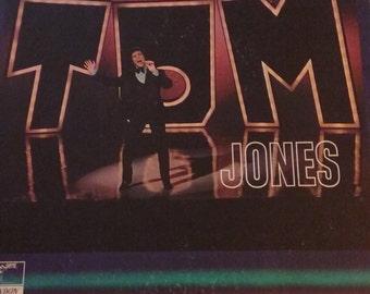 1969 This Is Tom Jones 33 LP Record Album