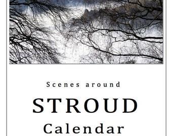 Scenes around Stroud Calendar 2016